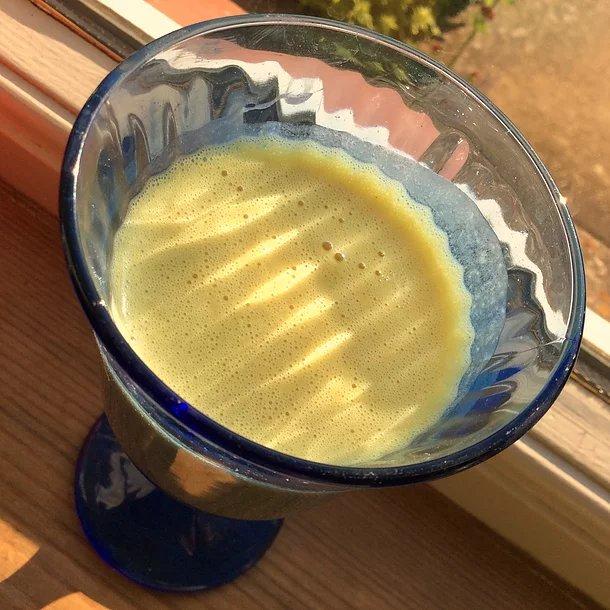 Goldene Schlummer-Milch | Golden slumber milk