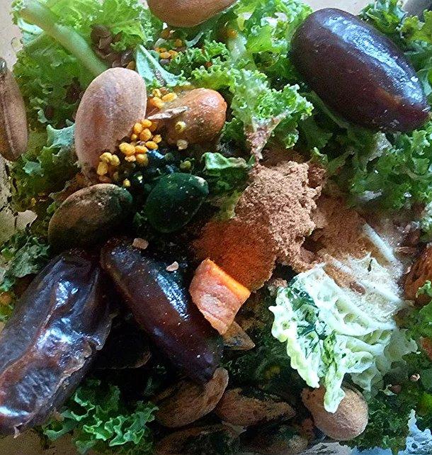 Green Smoothie: Grundrezept | Basic recipe
