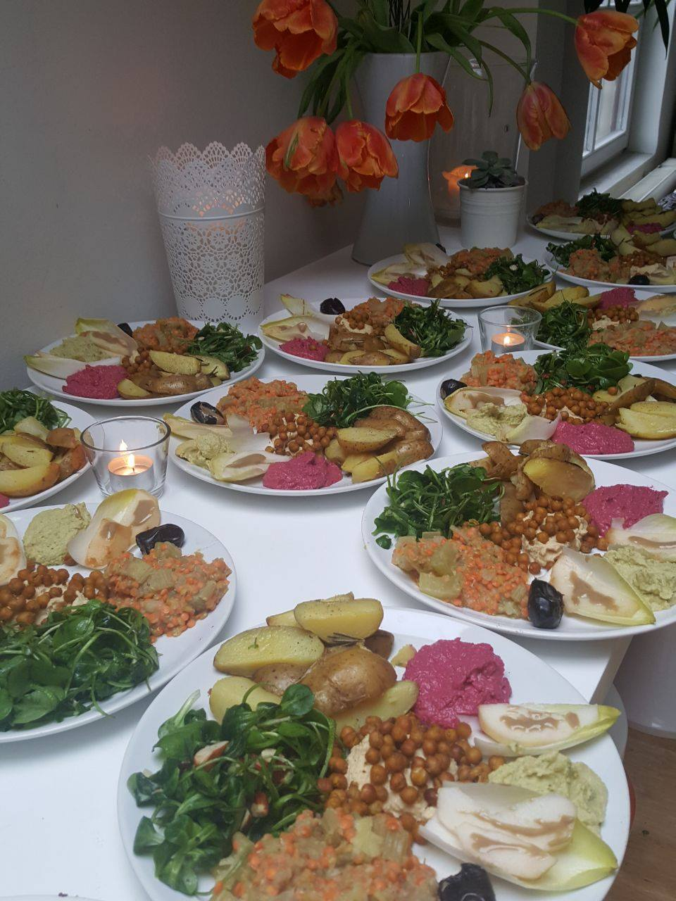 veganes Catering in Berlin